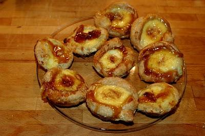 Yummy Custard Tarts