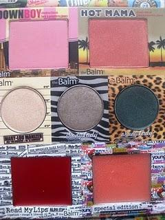 Balmbini - Babies oft the Balm - Mini-Palette