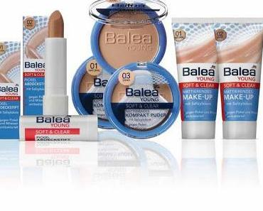 BALEA Young Neuigkeiten: Make Up