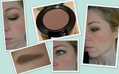 Make Up mit MAC Lidschatten