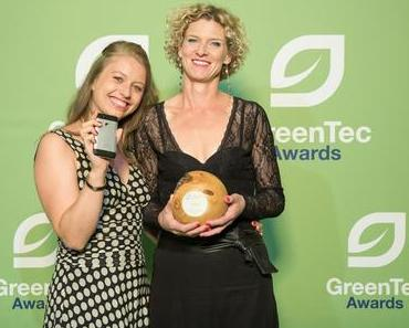 And the GreenTec Award goes to….