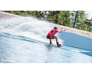 WakeAlps – Wakeboarding am Kristallsee der Mariazeller Bürgeralpe
