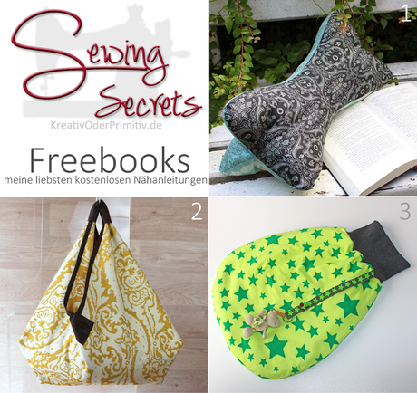 Sewing Secrets: Freebooks