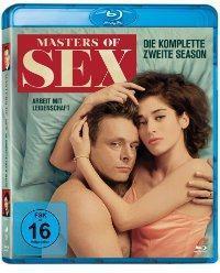 Blu-ray zur zweiten Season von MASTERS OF SEX mit Michael Sheen & Lizzy Caplan