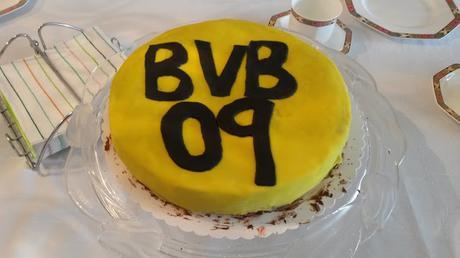Rezept Bvb Torte