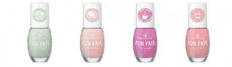 essence trend edition fun fair Juli 2015 - Preview - nail polish