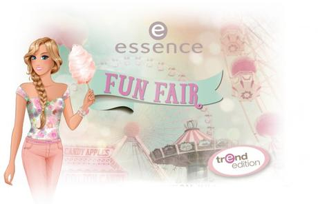 essence trend edition fun fair Juli 2015 - Preview