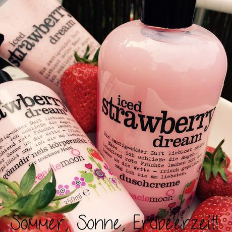 P R E V I E W : treaclemoon Duftlinie iced strawberry dream