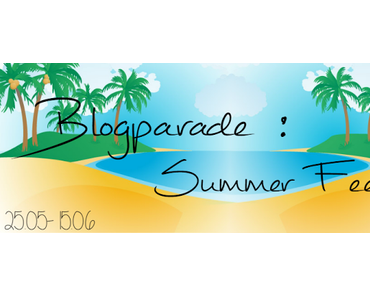 Blogparade Summer Feeling / Sommer Outfit