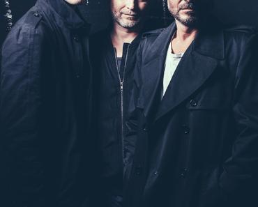 TIEFSCHWARZ – LEFT // hedonistischer House trifft auf Pop und Gastsänger Khan bringt Glamour ins Projekt // album preview