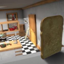 I am Bread – Backe, backe, Toastbrot