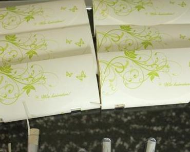 Wedding Column: Invitations