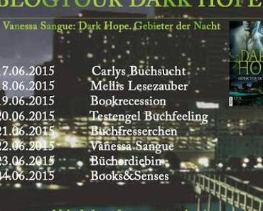 "Blogtour ""Dark Hope"" – Ankündigung"