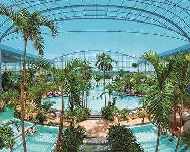 Mein Tag im Paradies: Kommen Sie mit mir nach Sinsheim in die Thermen & Badewelt