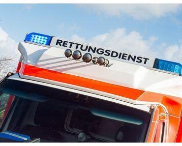 Autounfall Hasselberg  – Lebensgefährlich verletzt