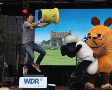 WDR – Ein Tag Live (in Essen)