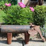 Metallarbeiten für den Garten