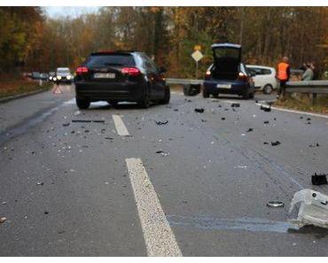 Motorradunfall Versmold – Lebensgefährlich verletzt