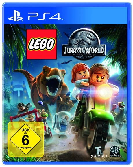 LEGO Jurassic World für die Playstation 4