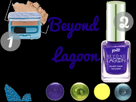 p2 Limited Edition - Beyond Lagoon