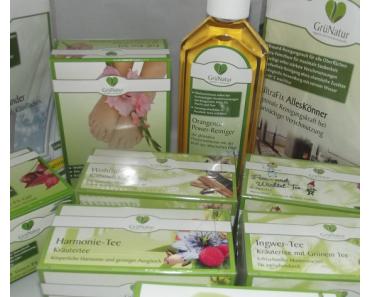 GrüNatur – natürliche Rezepturen und mehr