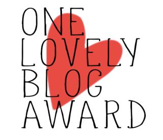 One Lovely Blog Award – Das Mädel hinter den Kulissen