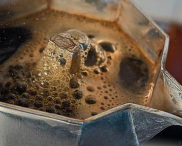 Richtig Kaffee kochen in der Mokkakanne