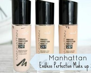 Review: Manhattan Endless Perfection Make Up 24h