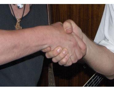 Tag des Handschlags – der US-amerikanische National Handshake Day 2015