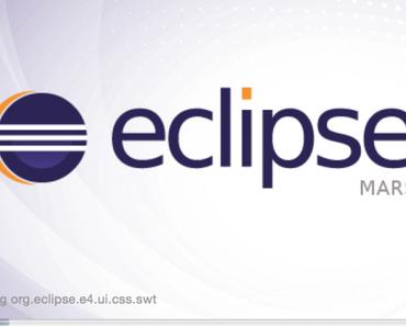 """Neue Eclipse-Entwicklungsumgebung Version 4.5 """"Mars"""""""