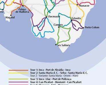 Neuerscheinung – Mallorca für Radfahrer