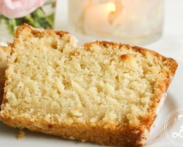 #ichbacksmir Rührkuchen-Experiment – veganer Zitronen-Joghurt-Kuchen