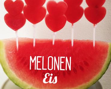 Melonen Eis-Lollies