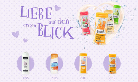 dm  -  20 Jahre Balea - Happy Birthday Limited Edition