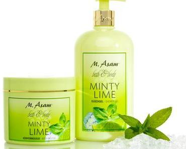 M.Asam News - Minty Lime