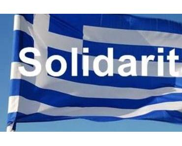 Sprengt die Schuldenketten Griechenlands !