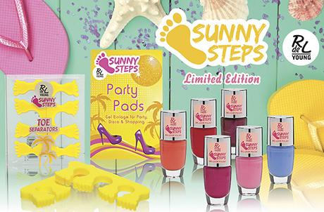 RdeL Young Sunny Steps LE Juni 2015 - Preview