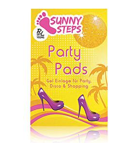RdeL Young Sunny Steps LE Juni 2015 - Preview - Party Pads