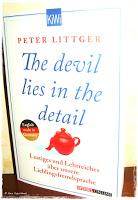 [Rezension] The devil lies in the detail (Peter Littger)
