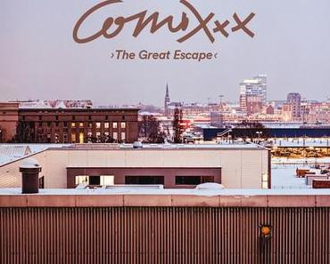 ComixXx – THE GREAT ESCAPE (Album Snippets)