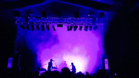 Full Hit of Summer 2015 mit Caribou in der Arena Wien
