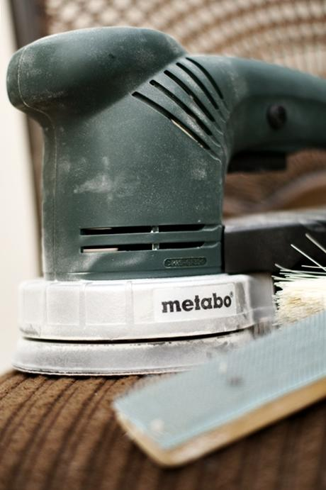 Metabo Exzenterschleifer von Contorion { by it's me! }