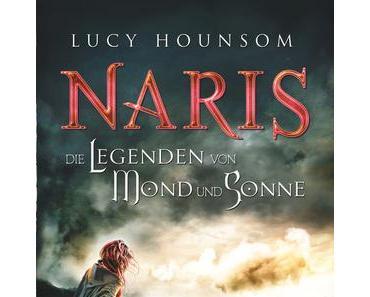 [Rezension] Naris: Die Legenden von Mond und Sonne