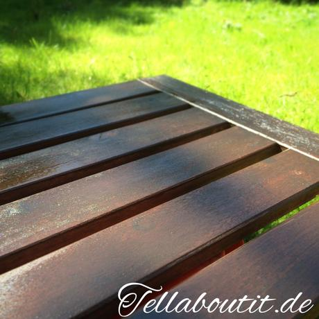 gartenm bel lasieren mit ikea holzlasur. Black Bedroom Furniture Sets. Home Design Ideas