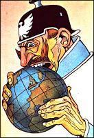Der beleidigte Mann in Europa