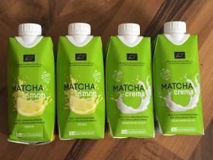 TeeGschwender – Matcha crema & Matcha lemon