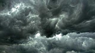 Mein erster Tornado in Braunschweig: Gestern nach der Hitze ...