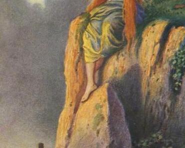 Die Jungfrau auf der Lorelei • Sage aus Deutschland