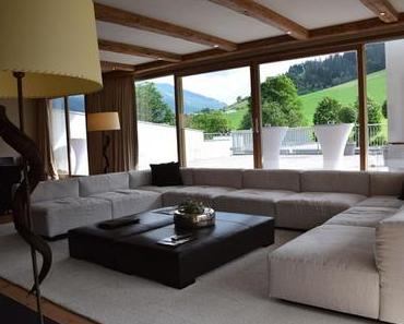 Meine Nacht in der größten Suite von Österreich