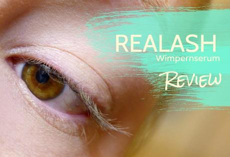 Realash Wimpernserum Head